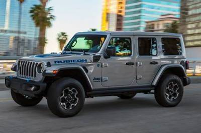 Introducing The 2021 Jeep Wrangler 4XE Hybrid