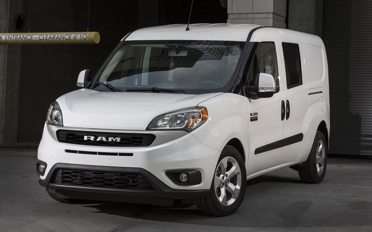 2020 RAM ProMaster City Cargo Van model image