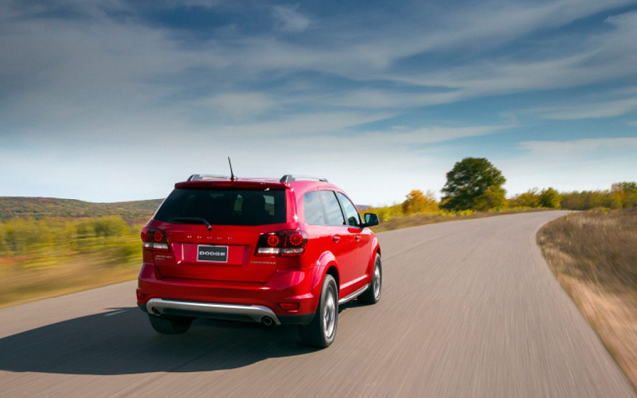 2019 Dodge Journey model image