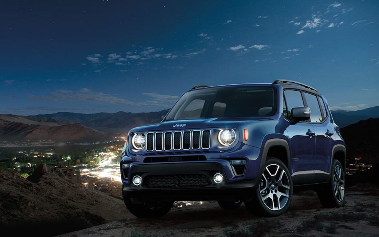 2021 Jeep Renegade model image
