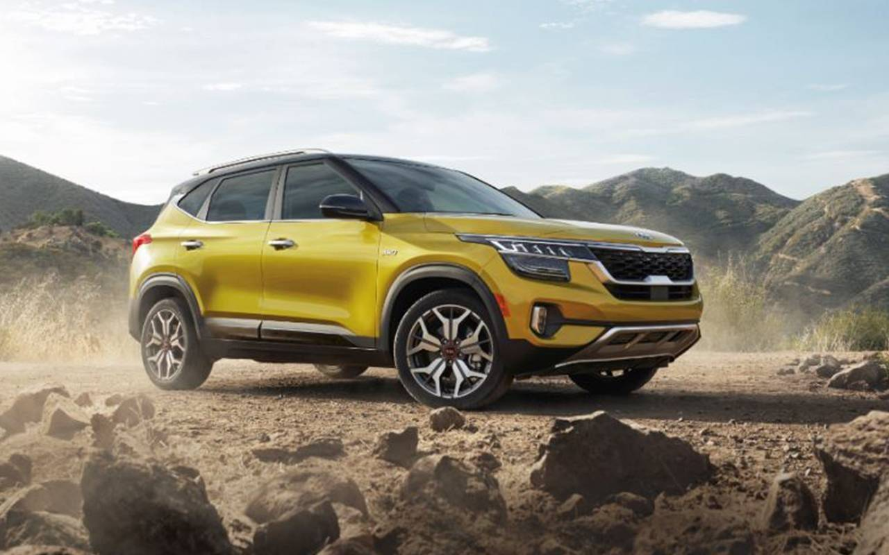 2021 Kia Seltos model image
