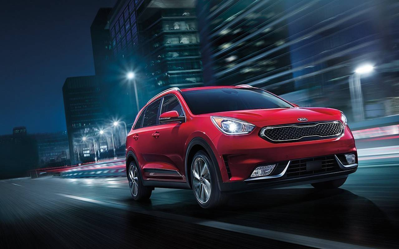 2019 Kia Niro model image