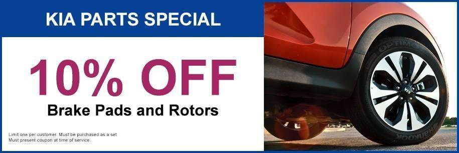 Brake Pads & Rotors 10%Off